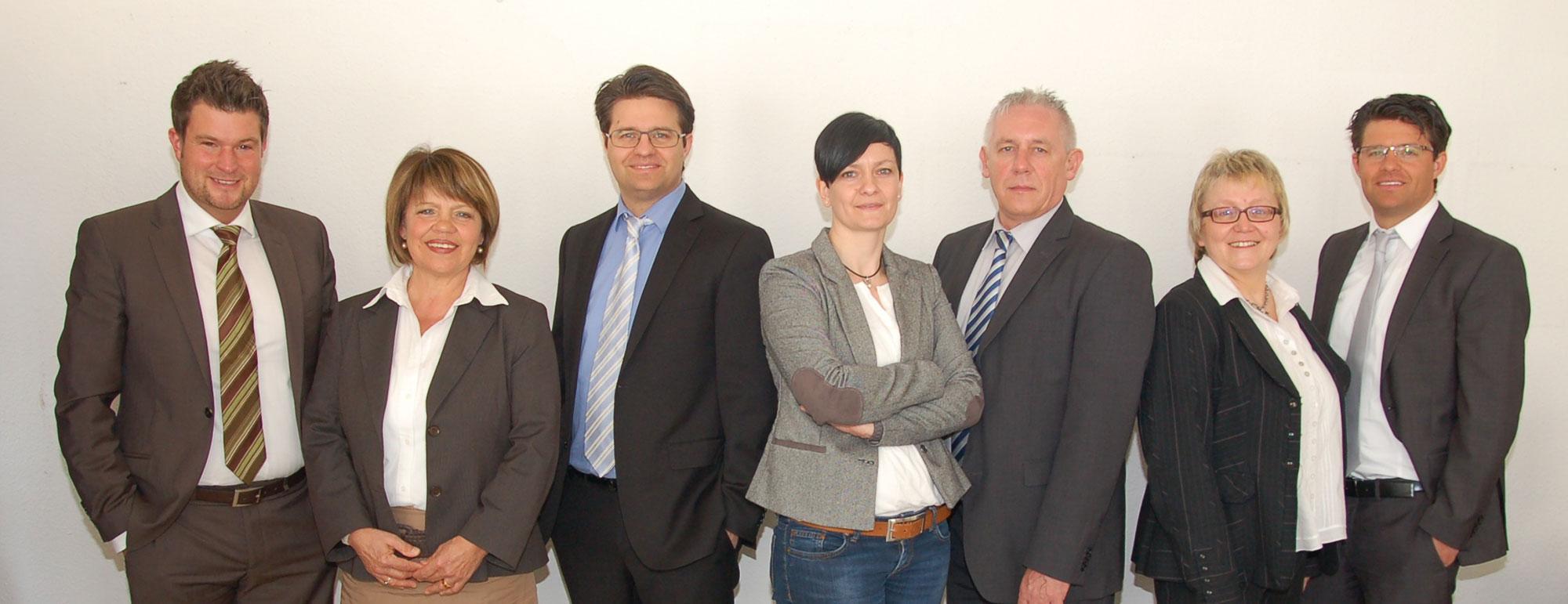Das Team von ELK-Immobilien